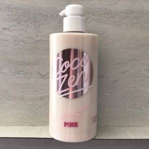 🌈 2/$15 PINK Coco Zen Chill Out Body Lotion 🥥🍦